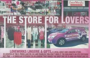 LoveWorks Lingerie & Adult Store